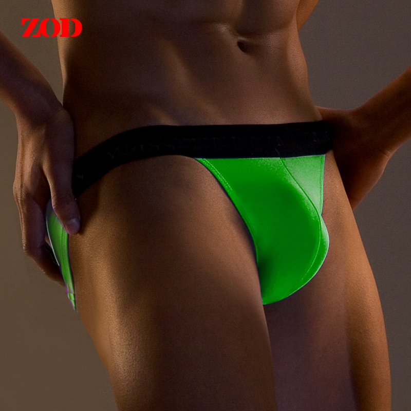 ZOD 2019 new Men's Sexy High elastic Seamless Comfy soft letters briefs underwear