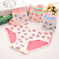 1PC Women Sexy Briefs Panties Underwear Ice Cream Cute Intimates Seamless Briefs Knickers Panties Breathable Lingerie Underpants