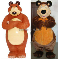 mascot Bear Bruin Ursa mascot costume fancy dress custom fancy costume cosplay theme mascotte carnival costume
