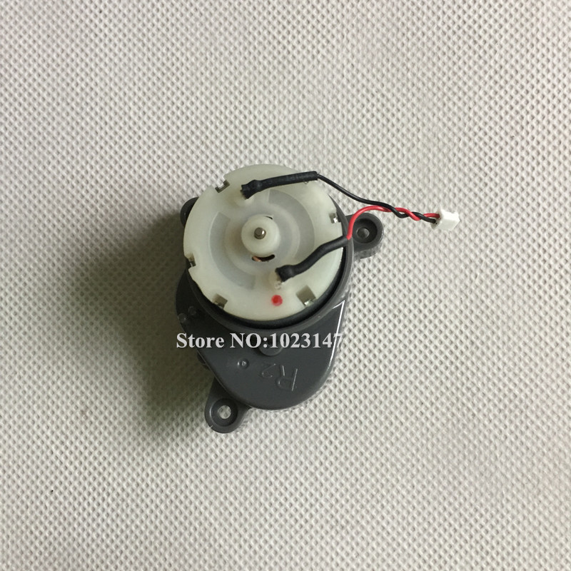 1 piece A4 Robot Right Side Brush Motor for ilife A4 x620 A6 T4 X430 X432 Robot Vacuum Cleaner Parts ilife A6