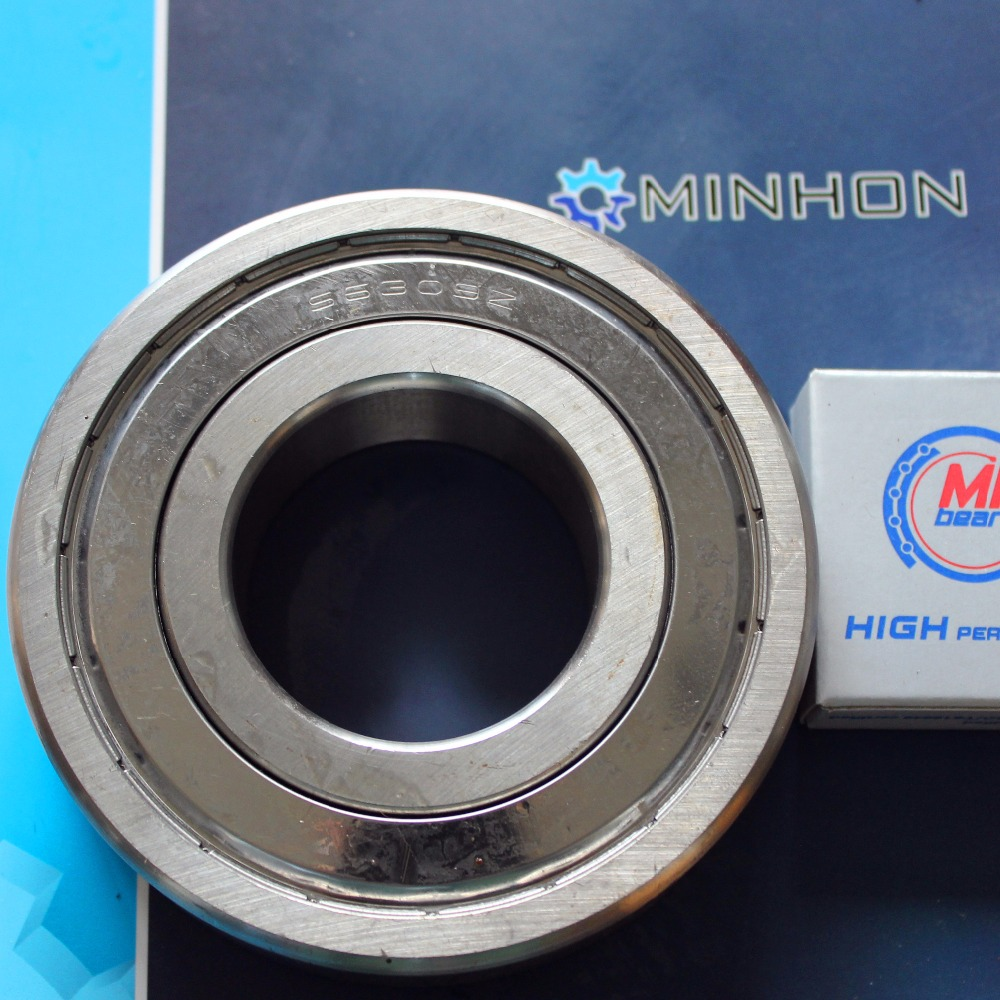 Free Shipping 1PC SS6309ZZ MHF Stainless Steel Deep Groove Ball Bearing Size 45*100*25 mm Best Price High Performance best price free shipping 50 pcs 688zz deep groove ball bearing bearing steel 8x16x5 mm 688 2z