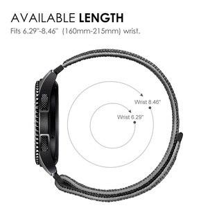 Image 5 - New20mm Nylon Vòng Dây Quấn cho Xiaomi Huami AMAZFIT BIP BIT Lite Thanh Niên Đồng Hồ Thông Minh Đeo Tay Vòng Tay Amazfit Dây Đeo Đồng Hồ