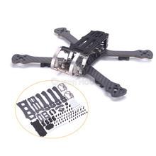 "Rooster 230 225มม.5 ""FPV Racing Drone Quadcopterกรอบ5นิ้วFPV FreestyleกรอบPK Armattan PUDA Chameleon"