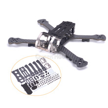 """Rooster 230 225mm 5"""" FPV Racing Drone Quadcopter Frame 5 Inch FPV Freestyle Frame PK Armattan PUDA Chameleon"""