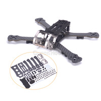 Rooster 230 225mm 5 FPV Racing Drone Quadcopter Frame 5 Inch FPV Freestyle Frame PK Armattan PUDA Chameleon