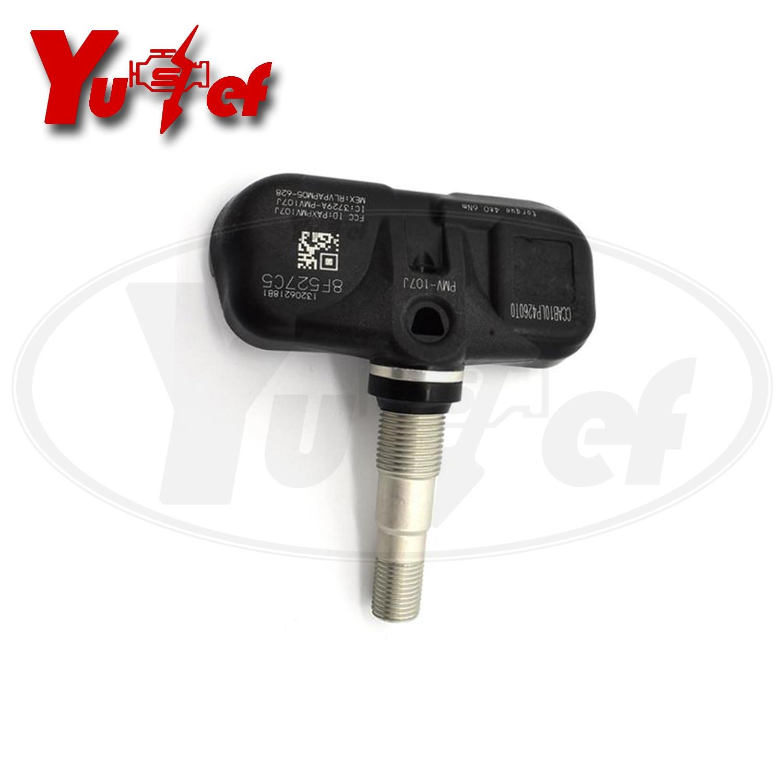 315MHZ Tire Pressure Monitoring System Sensor For Corolla RAV4 Yaris Avalone LEXUS CT200h RX350 RX450h 42607-33021 4260733021