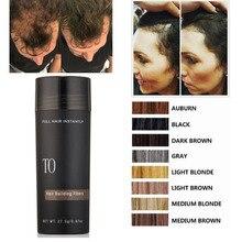 2pcs/lot 27.5g Hair Building Fibers Hair Fibre Product Refil