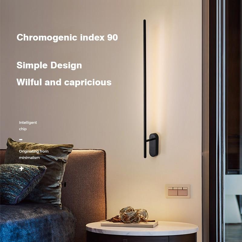 Puluoti Modern Style Free Rotation 10W Mirror Light Surface Mount LED Wall Lamp