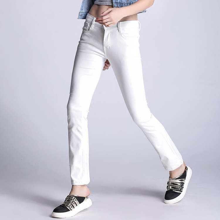 Real white trousers jeans large size women in Europe and the United States eBay aliexpress Amazon bellbottoms 2072 anupama singh and devenderjit kaur the changing identities of women in india real and imagined