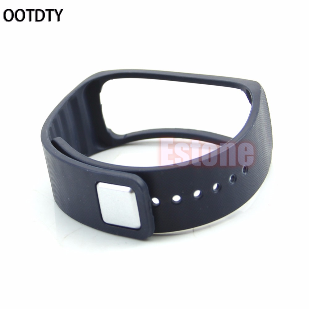 OOTDTY Smart Wrist Strap Replacement Wrist Band Clasp Bracelet For Samsung Galaxy Gear Fit Watch стоимость