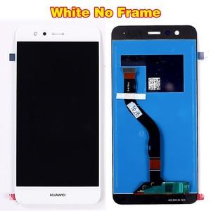 Image 5 - Huawei p10 lite display lcd tela de toque dizigiter assembléia quadro 5.2 polegada lcd huawei p10 lite reparação parte