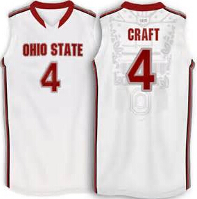 ohio state white jersey