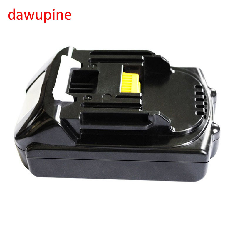 dawupine BL1815 Battery Plastic Case (no battery cell) Charging Protection Circuit Board For MAKITA 18V 1.5Ah 2Ah BL1815 BL1830 10 pcs bl1830 li ion battery pcb charging protection circuit board for makita 18v 1 5ah 3ah 4 5ah 6ah bl1815 bl1845 bl1860