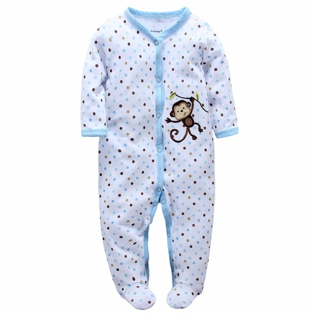 263ccc97eb0f Momsbabe Baby Boy Christmas Romper Long Sleeves 100% Cotton Baby ...