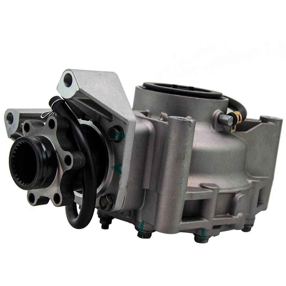 For Yamaha Rhino 700 Complete Rear Differential 5UG 46101 10 00 1RB 46101 00 00 Differentials & Parts     - title=