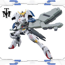 Japão 1/144 Mobile Suit Gundam FERRO SANGUE-ÓRFÃOS ASW-G-08 barbatos 6th modelo montado Robô Anime action figure brinquedos gunpla(China)