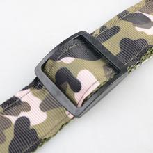 Camouflage Print Safety Belt