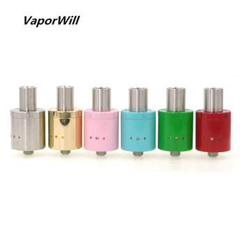 Nucleus RDA Atomizer 22mm Rebuildable Dripping Dripper Mech Tank DIY Heating Clapton Coil 510 Thread Cartomizer Electronic Cigarette Atomizers