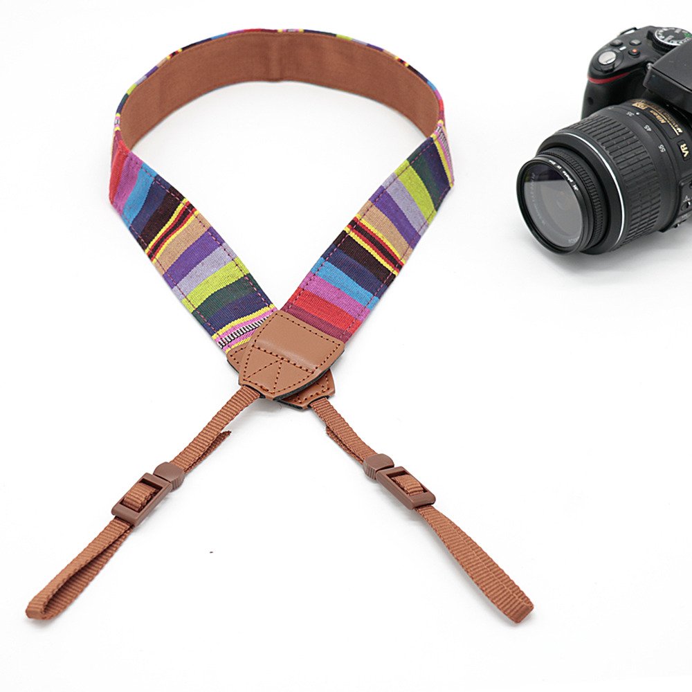folk-custom LYN-257Z Camera Shoulder Strap For SLR DSLR For Canon Nikon Sony Camera free shipping