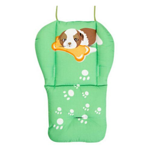 Thick Colorful Baby Infant floor mat Breathable Stroller Padding Liner Car Seat Seat Pushchair Pram Cushion Cotton Mat 70x47x3