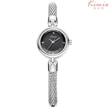 Kimio Top Quality! Luxury With Box Women Bracelet Watches 4 Colors Gold Plated