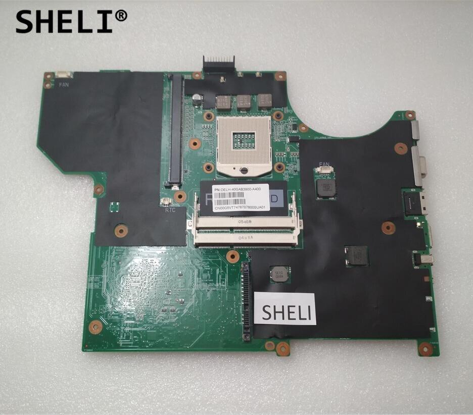 Placa Base Para Ordenador Portátil Dell Alien-ware M15x 72hgg 072hgg Cn-072hgg Materiales Cuidadosamente Seleccionados
