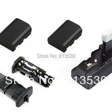 BG-E11 Батарейная ручка+ 2 шт. LP-E6 LPE6 Аккумуляторы для Canon EOS 5D3 5diii 5dmark III 3 5DS 5DSR