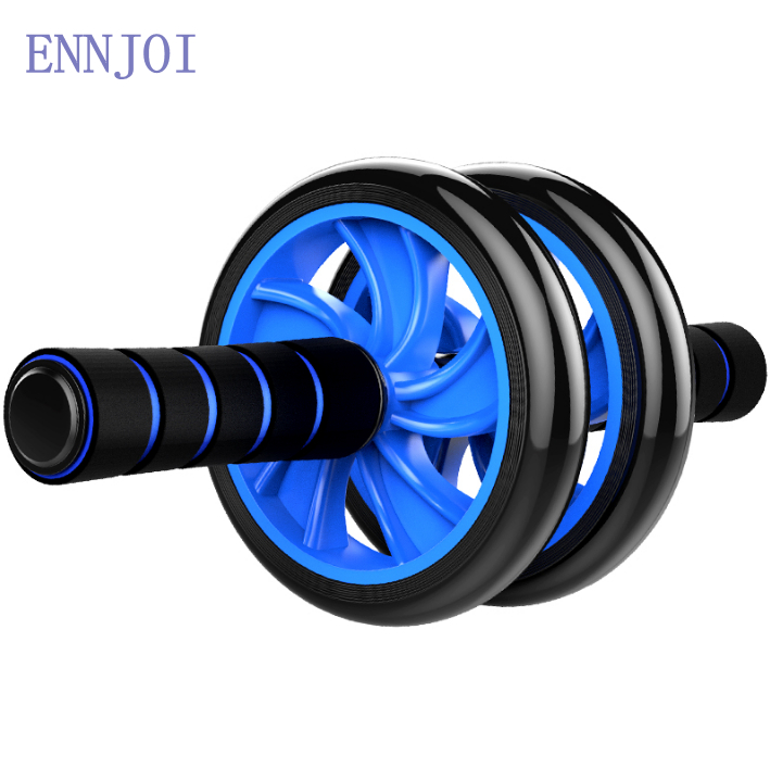 No Noise Abdominal Wheel Workout Fitness Abdominal Wheel Machine Gym Exercise Equipment Accessory
