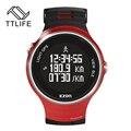 2016 TTLIFE Бренд Спорта На Открытом Воздухе Для Смарт-Часы Женщины Популярные GPS Работает Женский Многофункциональный 5ATM Водонепроницаемый Smart Watch