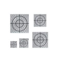 100 шт лист отражателя Светоотражающие Целевая лента тахеометра 20 Вт, 30 Вт, 40/50/60 мм