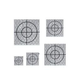 Отражательные листы 100 шт, зеркальные фотообои, общая станция 20/30/40/50/60 мм