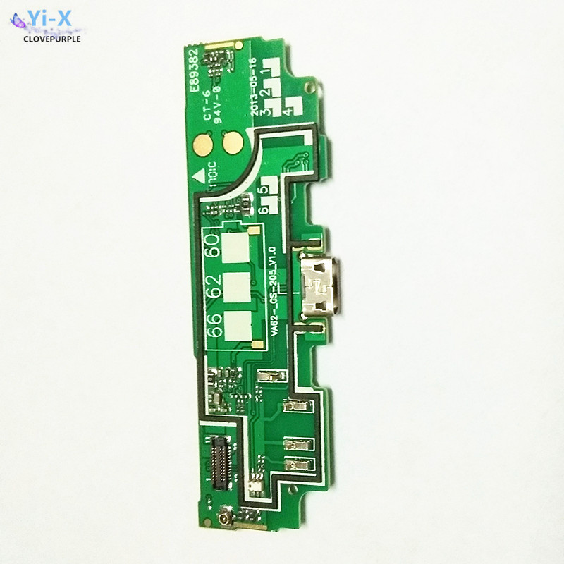 1PCS Dock Connector Charger Board <font><b>USB</b></font> <font><b>Charging</b></font> <font><b>Port</b></font> Flex Cable Replacement Parts For <font><b>Nokia</b></font> <font><b>Lumia</b></font> <font><b>625</b></font> image