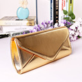2016 new fashion high-grade dinner messenger bags lady PU leather shoulder bags  PU evening bag