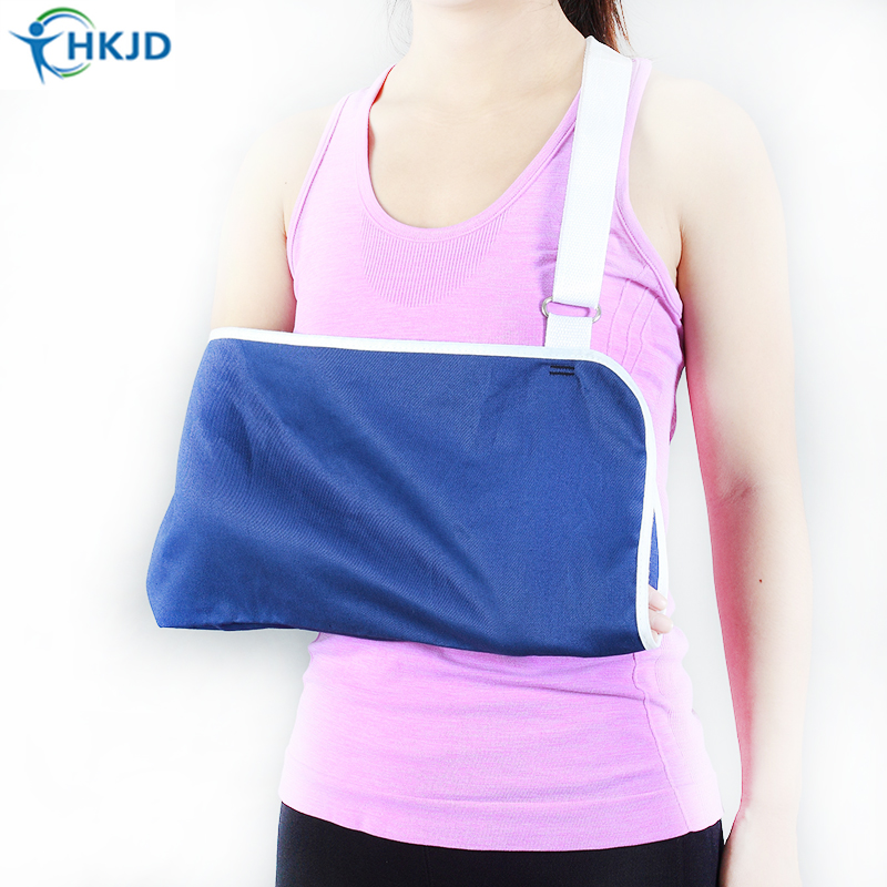 Forearm Arm Sling for Humeral Fracture shoulder Dislocation Fixed Arm Sling Brace Care arm support for adult wrist joint sprain