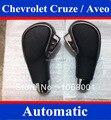freeshipping real Honest Gear head gear shift knob handball case for Chevrolet Chevy Cruze Aveo Modified 2009 2011 2012 2013 AT