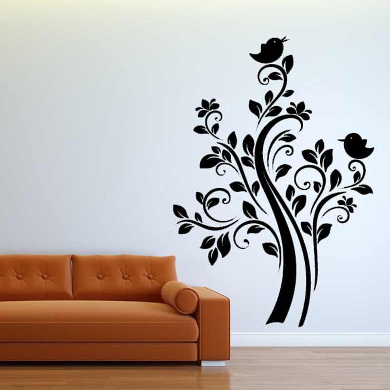 бесплатные картинки и трафареты на стену для покраски красиво оформить