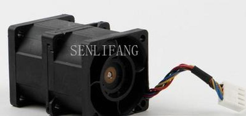 Free Shipping  40 * 56mm 12V 1.32A High Speed Booster Fan Violence GFB0412SHS