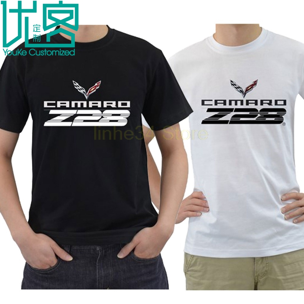Chevrolet Z28 LOGO Licensed Women/'s T-Shirt All Sizes
