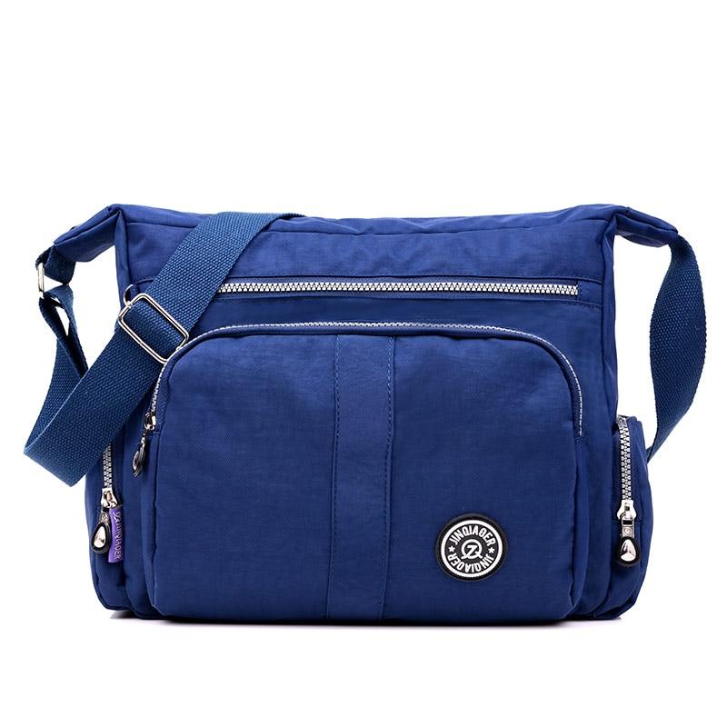 Shoulder Bags For Women Handbag High Quality Nylon Messenger Bags Designer Handbags Female Crossbody Bag Bolsa Feminina