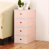 Sundries finishing box clothes underwear and toy debris storage sorting box, drawer shoe box Back to College dorm room storage
