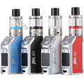 100% genuino vapor storm mini 50 kit con 2 ml ec II Tanque y Storm50 Batería Mod Kit de Vapor de Cigarrillos Electrónicos 1 Unids/lote
