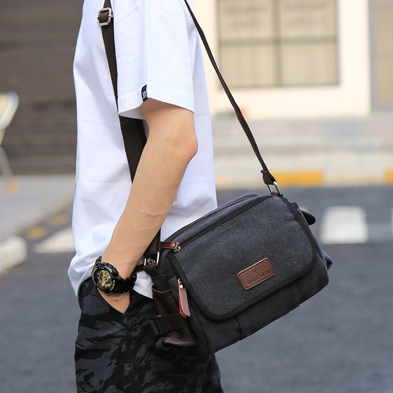 Multifunction Fashion Men Crossbody Bags USB Charging Chest Pack Short Trip Messengers Bag Water Repellent Shoulder Bag