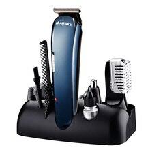 Professional Multifunction Electric Hair Clipper Beard Trimmer Hair Cutting Shaving Machine for Men Shaver Haircut  Salon Tools
