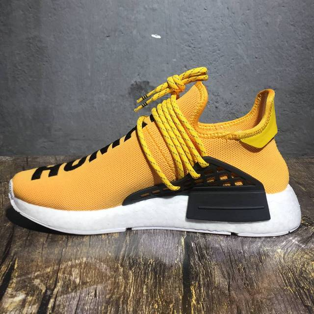 07b8b1829f5ad 2019 New Human Race Pharrell Williams Hu Men Running Shoes NMD sneakers Women  Sports Shoes Eur 36-47