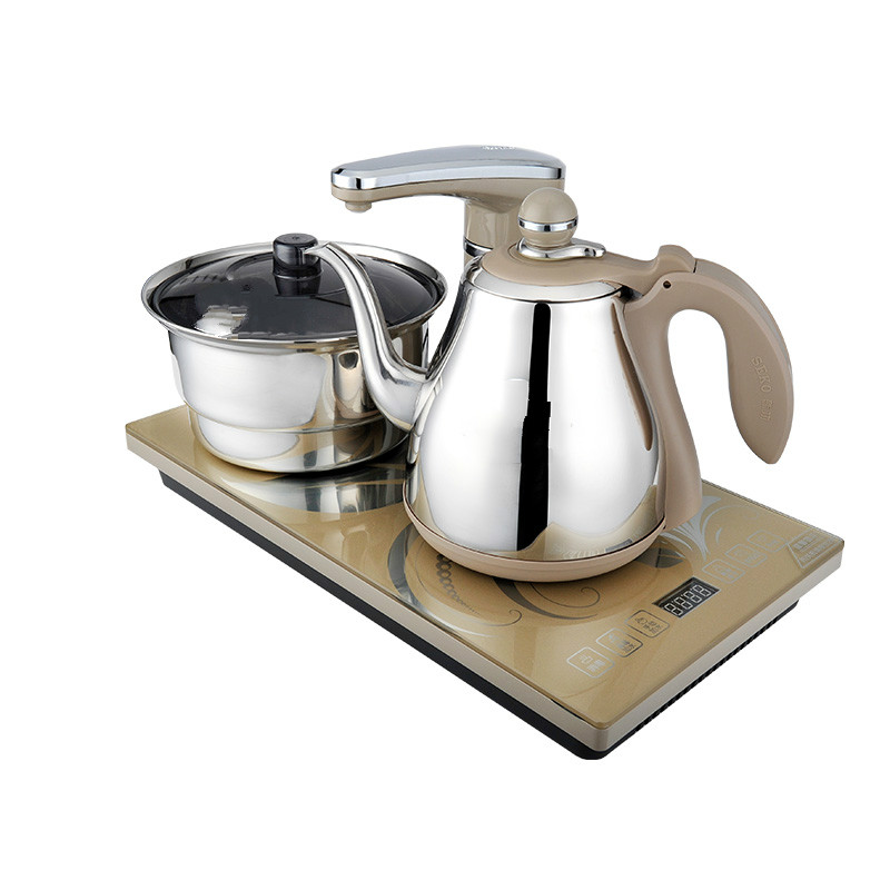 Intelligent household electric tea furnace three-in-one with full automatic water kettle laura childs tea for three