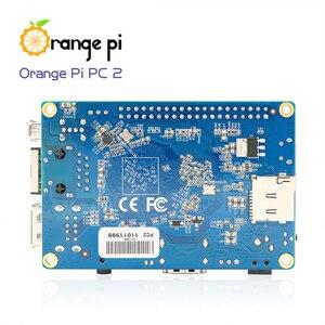 Image 2 - כתום Pi PC2 H5 64bit תמיכת אובונטו לינוקס ואנדרואיד מיני מחשב פיתוח לוח