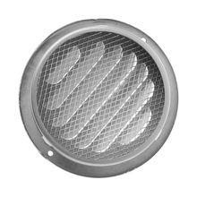 Высокое качество нержавеющая сталь Наружная стена вентиляционная решетка круглый воздуховод вентиляционные решетки