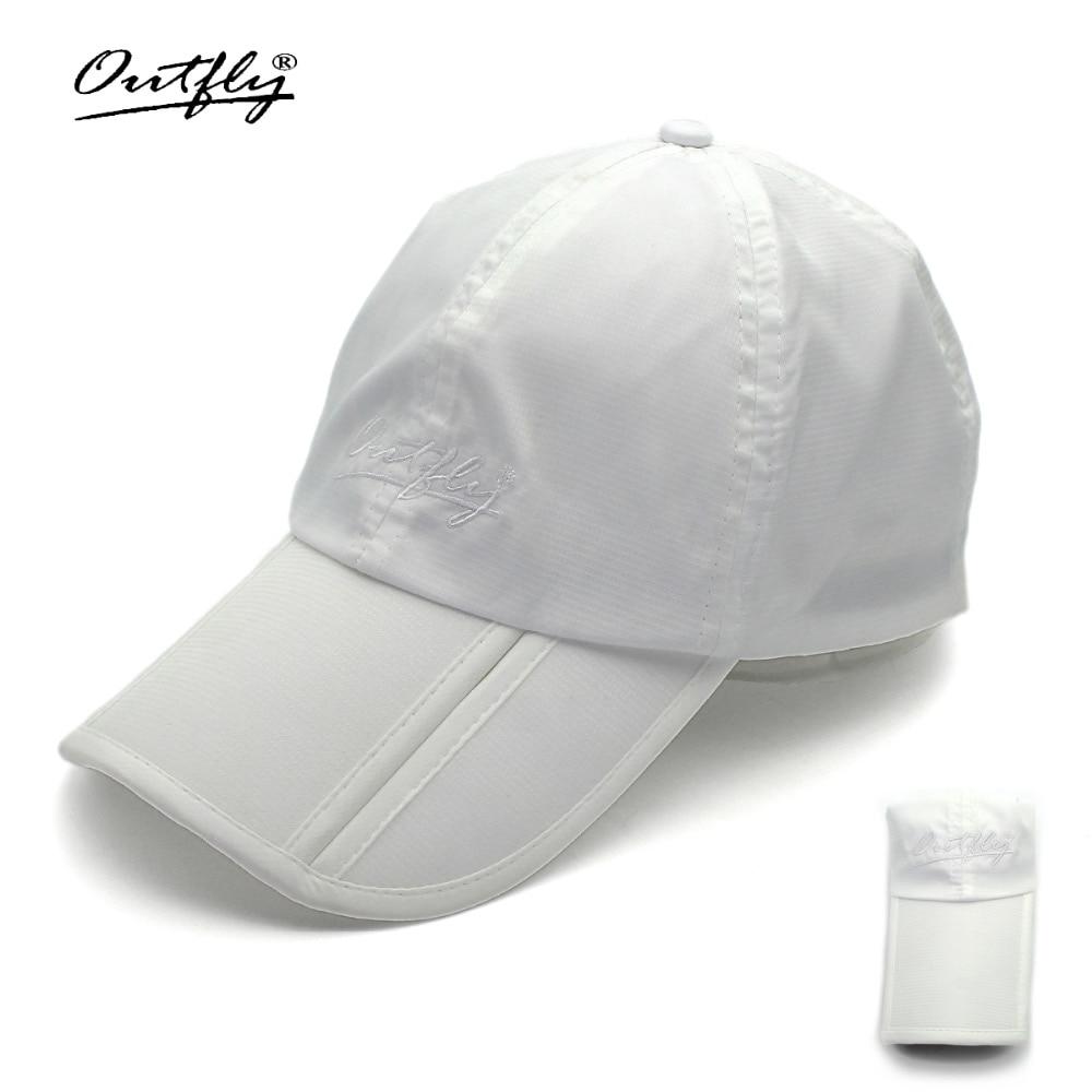 Outfly დასაკეცი მზის ქუდი cap visera - ტანსაცმლის აქსესუარები - ფოტო 2