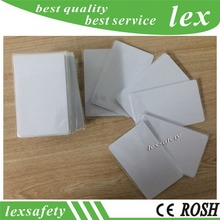 Discount 100pcs/lot TK4100 / EM4100 125khz blank Proximity Thin Card ID Plastic PVC Blanks Cards Printable white Card