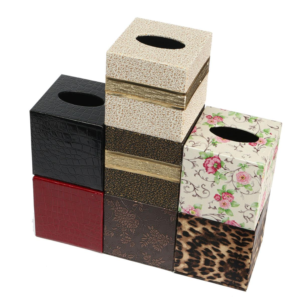Online Get Cheap Tissue Box Covers